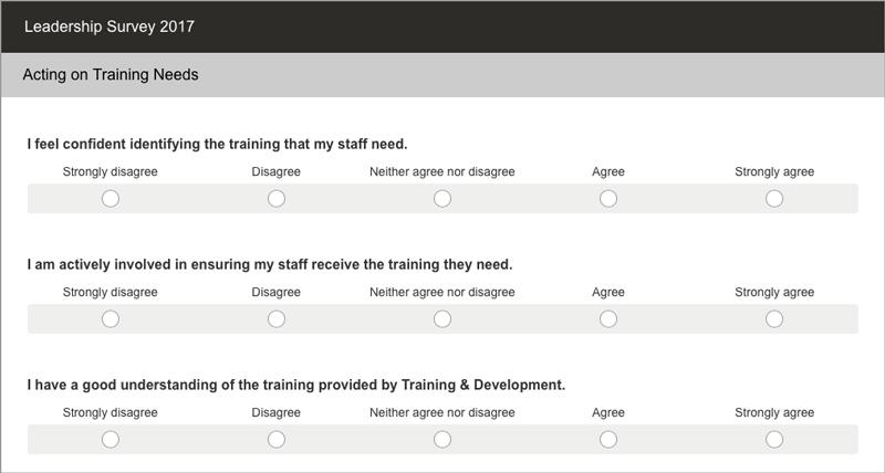 Better survey design with ReportGorilla Previews | ReportGorilla